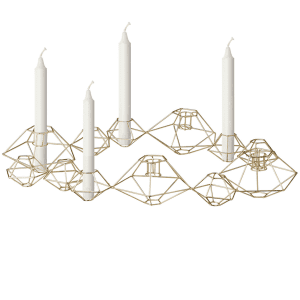 Pernille Candelabra - Bloomingville