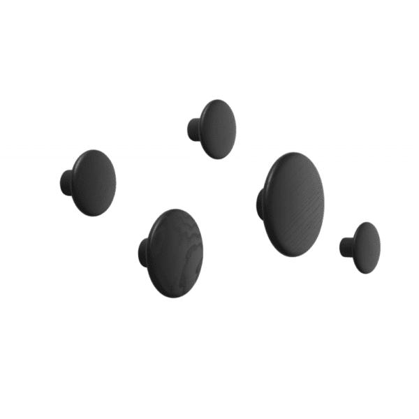 Conjunto de cabides The Dots - Muuto