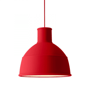 unfold muuto red