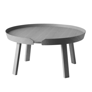 Around Dark Grey Large - Muuto
