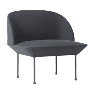 Oslo Lounge Chair-Muuto