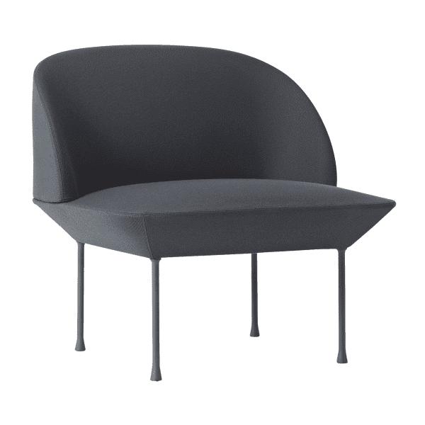 Oslo Lounge Chair-Muuto