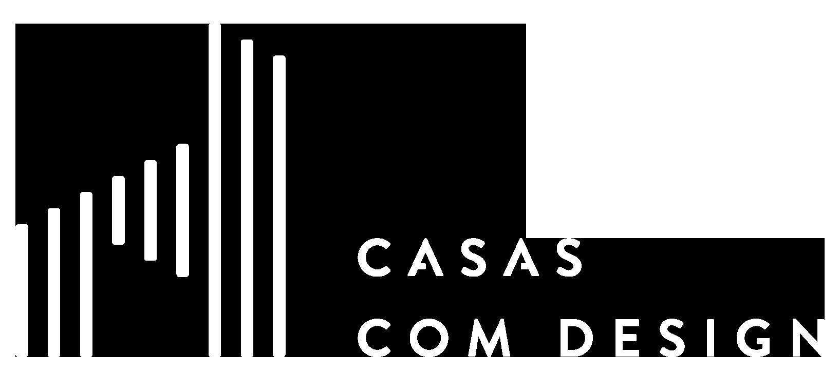 Logo casas com design